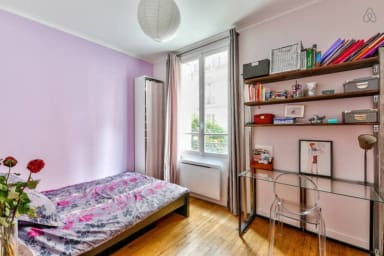 Cozy 2BR Flat in Charming Auteuil