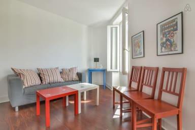 Appartement confortable dans le centre de Biarritz