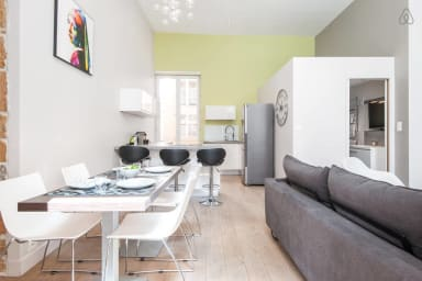 Typical  and peaceful Flat in the heart of Lyon
