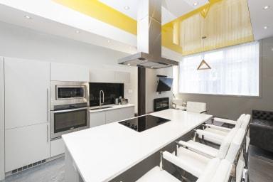 Appartement moderne pour escapade en couple à Montréal