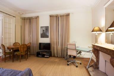 Superbe appartement au chic parisien - W204
