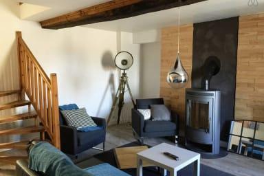 Belle maison 2 chambres située entre Bayeux et la mer