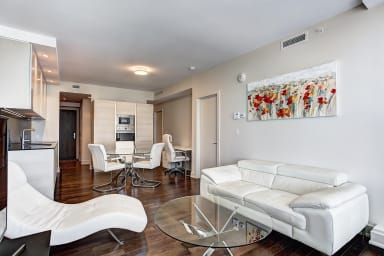 1 bedroom accommodation for rent downtown Montreal