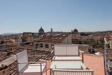 PENTHOUSE HILIFE amazing panoramic terrace of Florence!-hosted by Sweetstay