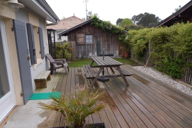 Quiet apartment in the village of Lège Cap Ferret