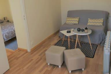 L'olivier - Appartement avec terrasse et garage