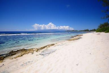 Miki Miki Beach Villa by Enjoy Villa - Moorea- luxury on the beach -12 pers
