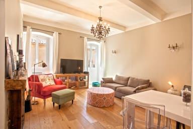 Casa Isula, appartement dans le centre de l'Ile-Rousse