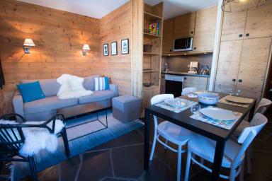 Appartement moderne confort 3* 100m pistes !