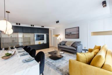 90sqm 2-BDR/2BR Saint Honoré - Serviced Apartments