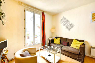 1 Bdr Apartment near Gare De Lyon