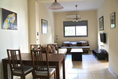 Perfect Location in TLV center by beach - BY 152