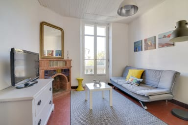 2 bedrooms apartment in the heart of Cannes