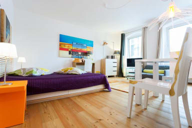 Perleberg Studio Apartment