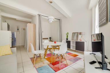 Cozy studio  200 meters from the Palais des Festivals !