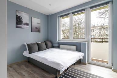Saska Kępa Vistula Apartment
