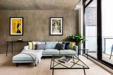 Sky, CHIC South Yarra 1BDR Pad