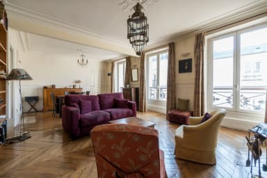 Vie parisienne et charme en plein coeur de Paris
