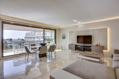 VANEAU ☀️ Luxury apartment duplex on la croisette