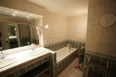 1 er étage Salle de bains