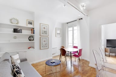 Wonderful one-bedroom in the Heart of Saint Germain