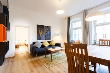 Small furnished Apartment in Berlin Mitte