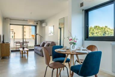 Cannes - Joli studio situé à près de la Croisette avec AC