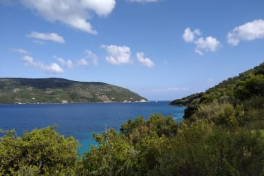 Great land of 86 000sqm for sale in Desimi area, Lefkada Island