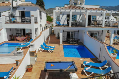 Nerja Paradise Rentals - Villa Las Brisas