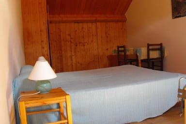 Appartement avec balcon face à la Meije - Marie-Hélène Berthet