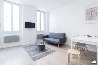 Un studio refait à neuf en plein centre de Marseille - Air Rental