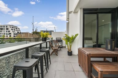 Neive, Refined Style with Entertainer's Balcony