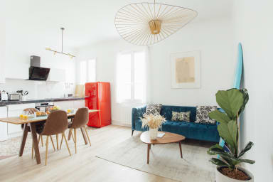 SANDY : close to the center & the beach in Biarritz