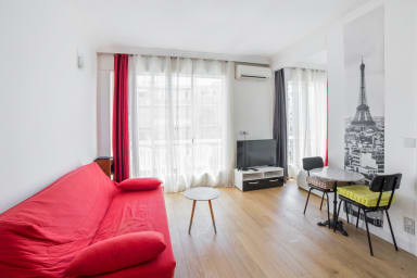 Comfortable studio in the heart of Nice - W334