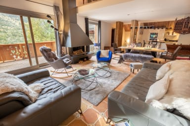 Chalet Broceliande: a luxury getaway in Meribel !