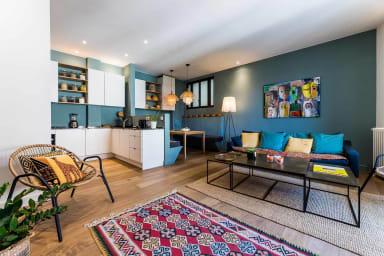 Louer avec Keyweek un appartement proche de la Grande Plage à Biarritz