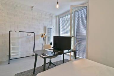 Modern studio in Lausanne #13