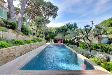 Superbe villa de 185m² à Saint-Tropez