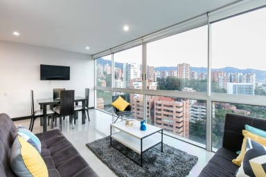 furnished apartments medellin - Nueva Alejandria 1604