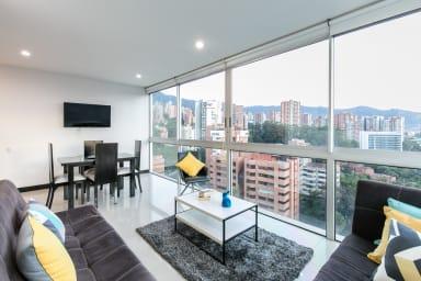 furnished apartments medellin - Nueva Alejandria 1604