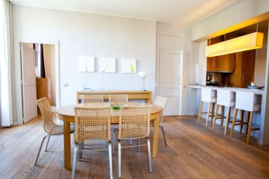 Large and modern 3 bedroom apartment in the heart of Cannes
