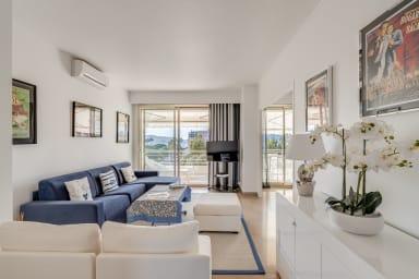 VANEAU ☀️ Somptueux appartement 3P proche de la Croisette et ses plages