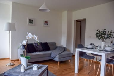 Appartement moderne et design
