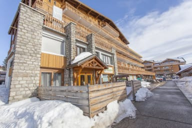 Luxurious flat w/ sauna in L'Alpe d'Huez - Welkeys