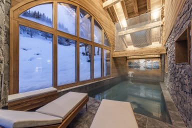 Chalet Alya, a luxurious new feature in Meribel!