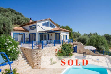 SOLD - Exclusive Villa(s) for Sale - Villa Turtle  (+ Villa Coquillage)