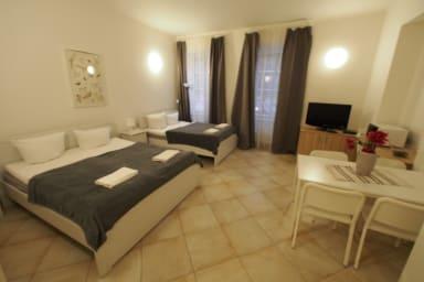 PragueStars White Swan Apartment 8