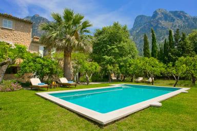 Villa Biniaraix