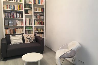 Renovated apartment in Paris 15th