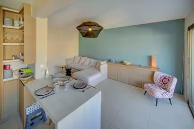 IMMOGROOM - Magnifique appartement spacieux et cosy- CONGRES/PLAGES